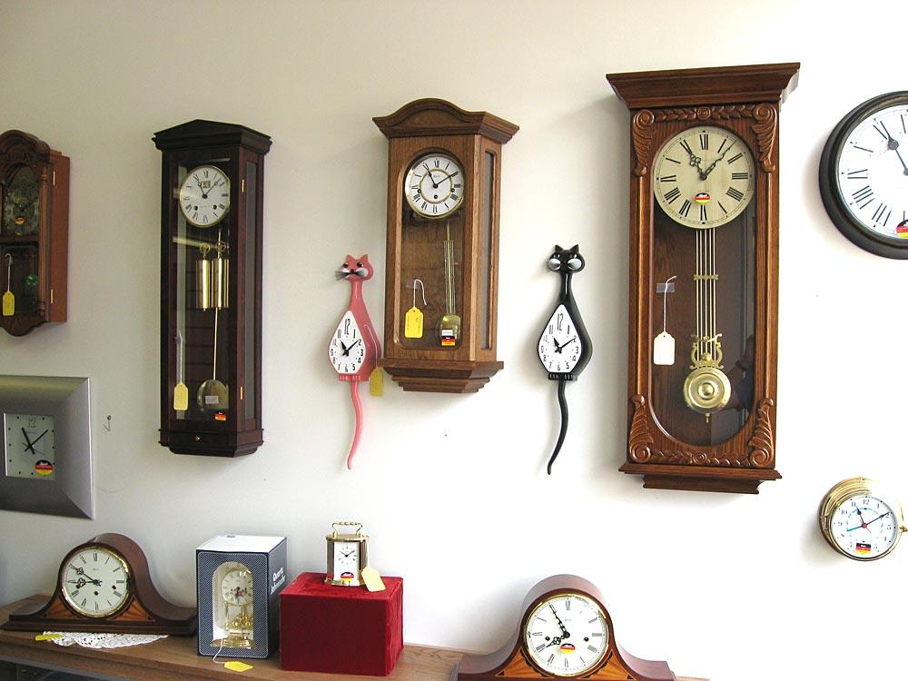 About Bills Clockworks Of Flora Indiana