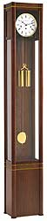 "Hermle 01220-030351 ""Parkhurst"" Modern Style Westminster Chime Grandfather Clock, Walnut"