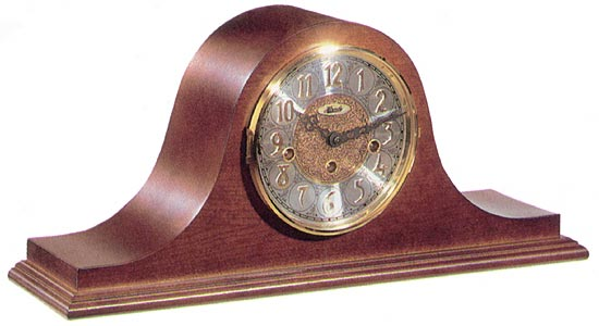 hermle mantel clock instructions