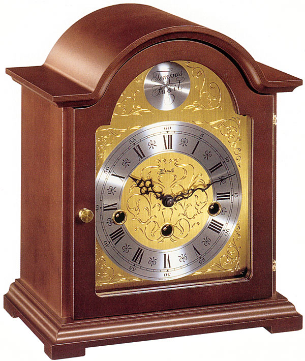 Hermle westminster chime mantel clock