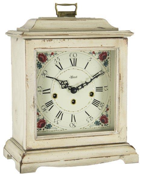 hermle mantel clock instructions