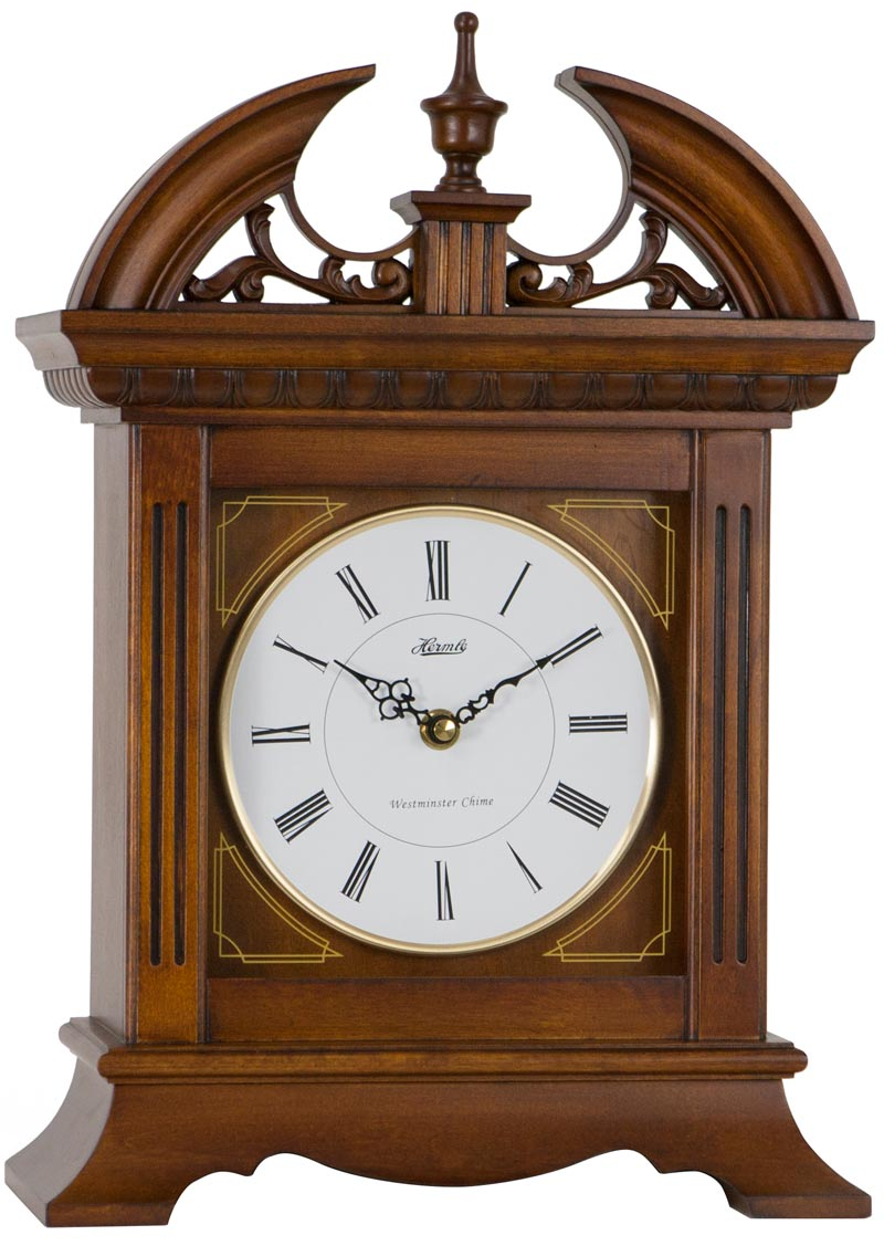 Hermle 42011 Quot Jackson Quot Chiming Mantel Clock