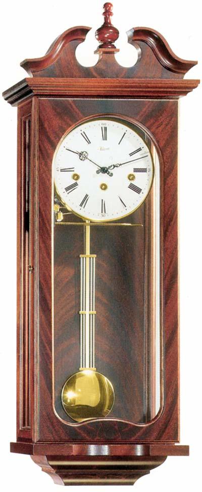 Hermle 70742 070341 Quot Waterloo Quot Windup Chiming Wall Clock