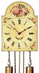 Weight-Driven Wall Clocks for Sale, Page 1