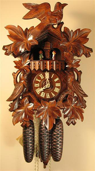 Wooden Cuckoo Clocks For Sale