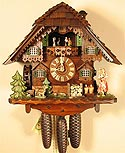 Romba 8363 Watergirl 8-Day Musical Cuckoo Clock