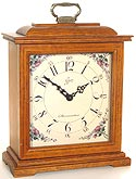 "Sternreiter QM02837204 ""Sloan"" Chiming Mantel Clock, Oak"