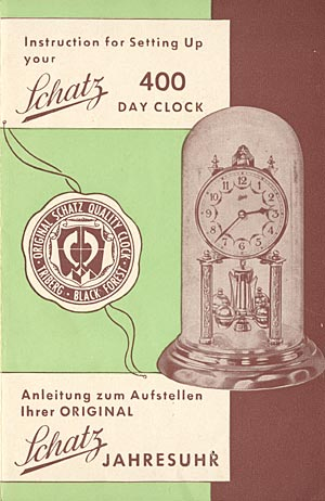 day clock instructions schatz kundo