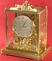 Schatz 1000 day clock in rectangular case