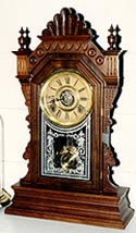 Antique American Clock Repair by Bill's Clockworks