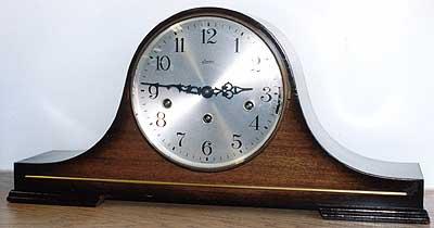 Chime Clock Repair at Bills Clockworks