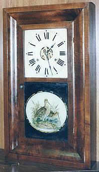 Seth Thomas Og Ogee Clock Repair By Bill S Clockworks