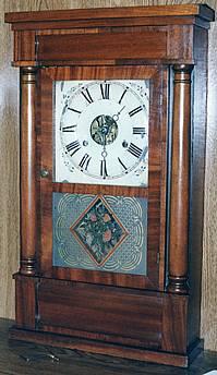 Seth Thomas Antique Clock Repair By Bill S Clockworks