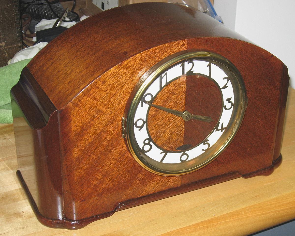 Seth Thomas Electric Clock Repair By Bills Clockworks