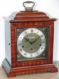 Seth Thomas Windup Chime Clock Repair by Bill's Clockworks
