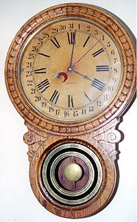 Seth Thomas Antique Clock Repair by Bills Clockworks
